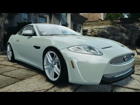 Jaguar XKR-S Trinity Edition 2012 v1.1