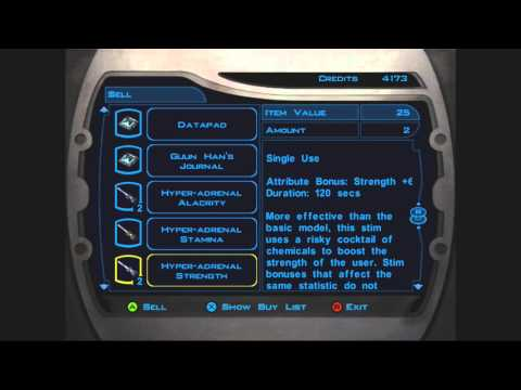 Let's Play Star Wars: KOTOR, Sponsored by Blarg2556 - #44: Aggressive Negotiations