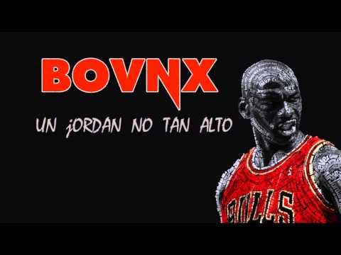 BOVNX - UN JORDAN NO TAN ALTO