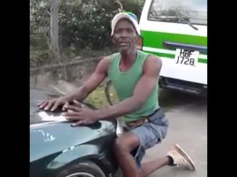 African man sings indian song thumbnail