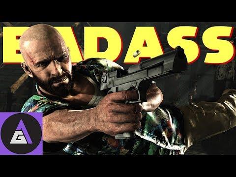 Top 11 Video Game BADASSES