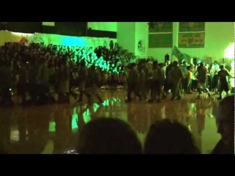 URSULINE HIGH SCHOOL - 2012 MOONEY RALLY