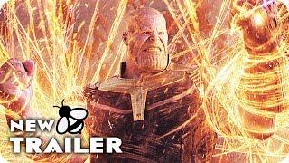 Avengers 3 Infinity War BluRay Trailer & Clips (2018)