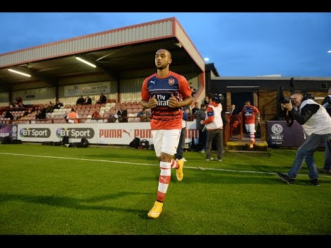 Theo Walcott is back!