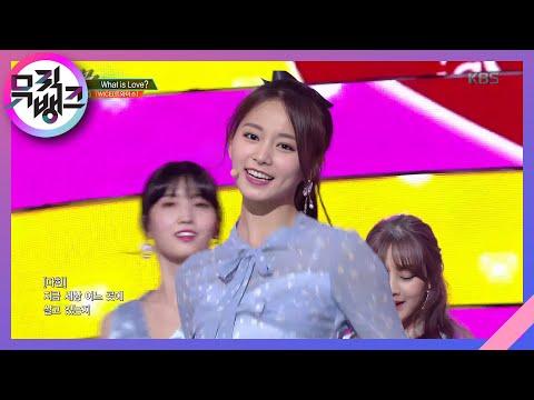 뮤직뱅크 Music Bank - What is Love? - TWICE(트와이스).20180420