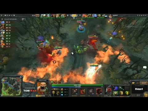 DD DOTA vs Mousesports Game 2  DOTA 2 International Western Qualifier Grand Final  TobiWan  Soe