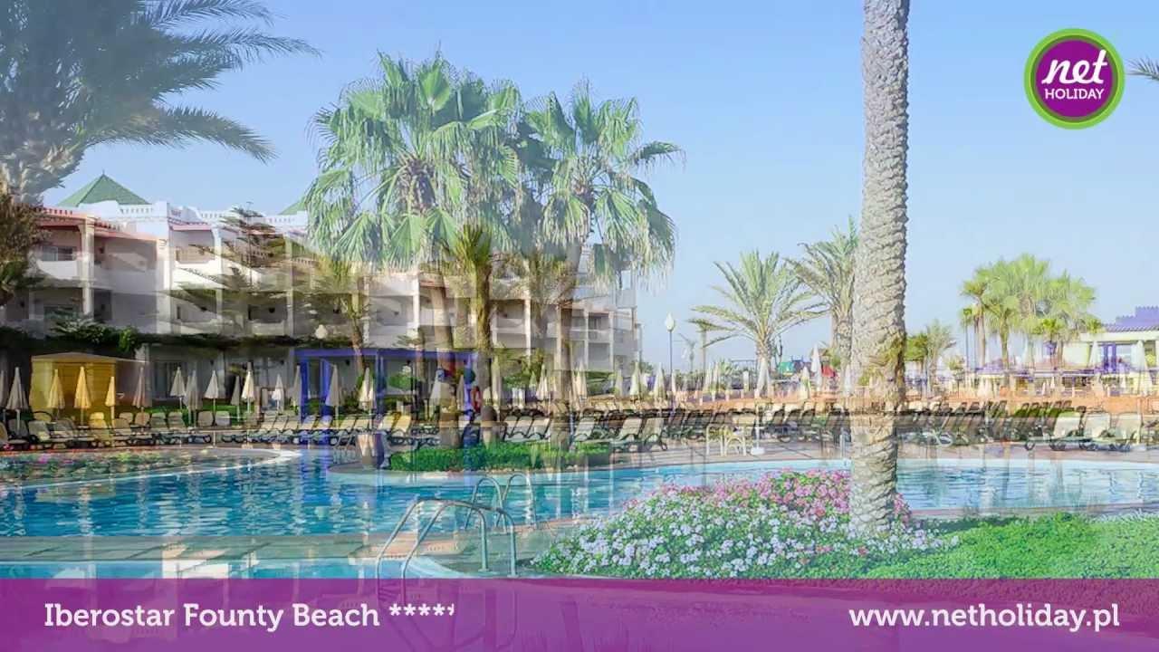 Hotel Iberostar Founty Beach 4 Maroko Agadir