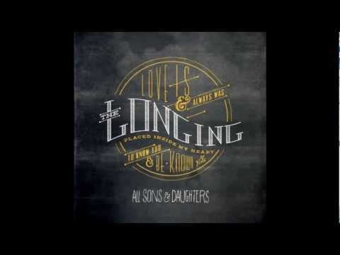 All Sons And Daughters - We Are Blessed