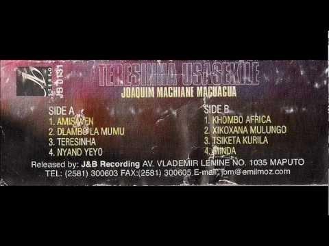 Joaquim Macuácua   Xikoxana xa Mulungo MP3
