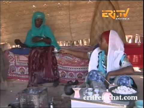 Eritrean Nurse Kedija Ahmed from Southern Red Sea Region