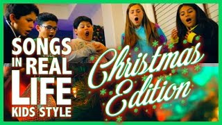 Songs In Real Life Kids Style 5 - Christmas Edition