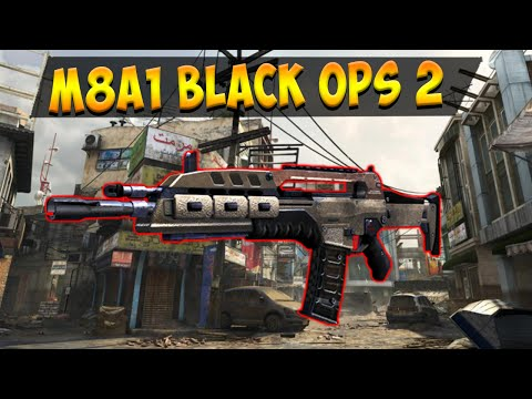 SWARM - M8A1 Black Ops 2 Gameplay