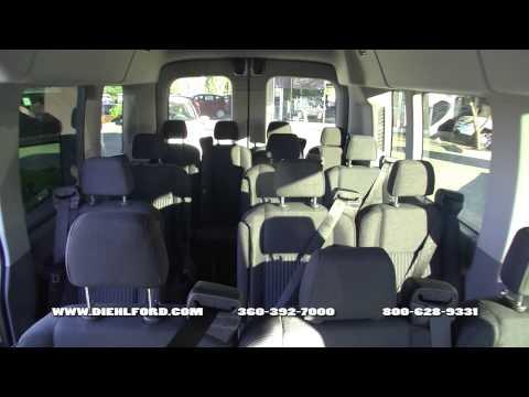 Ford Transit Limousine 2015 Ford Transit Passenger