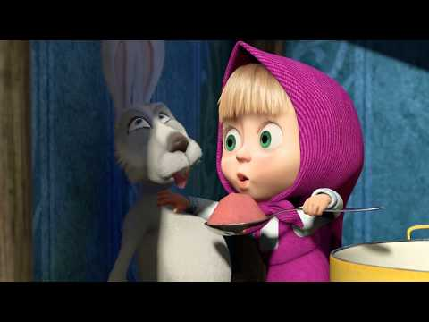Masha and The Bear - Big MAGIC Compilation - All Masha's talents