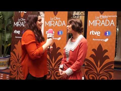 Carla Campra nos habla sobre 'La otra mirada'