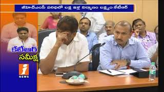 KTR Review Meeting With Ministers and Officials on Secunderabad Parliamentary Development | iNews