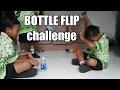 TIPS Main Bottle Flip Challenge sebelum berangkat sekolah #VTj 3