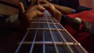 Thuppakki - Thuppakki - Jagadish on Mission (Theme) (Guitar cover) HD