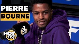 Pi'erre Bourne Educates #HipHopMike with His Experiences, and well Earned Success #HOT97