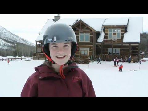 Cherry Peak Ski Resort Installation