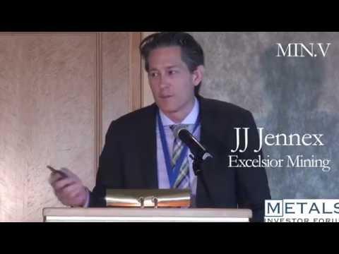 Metals Investor Forum: Excelsior Mining
