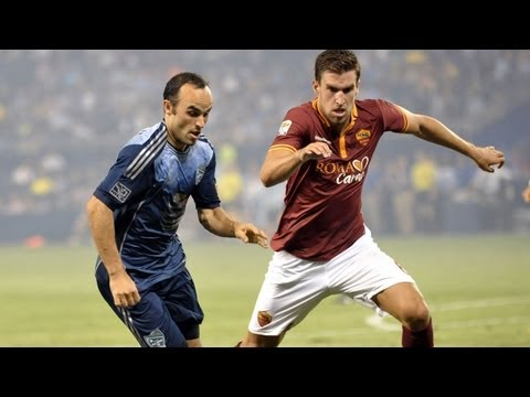 HIGHLIGHTS: AT&T MLS All Star game | MLS All Stars vs. A.S. Roma | July 31, 2013