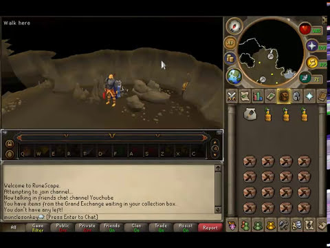 1-99 Mining Guide Runecape 2014 - Fastest XP and AFK [P2P and F2P] EOC