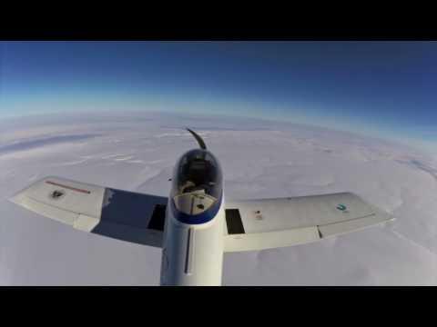 RV8 into the North Pole