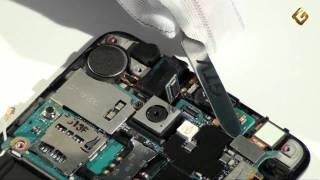 Samsung Galaxy S II I9100 - как разобрать смартфон, из чего состоит