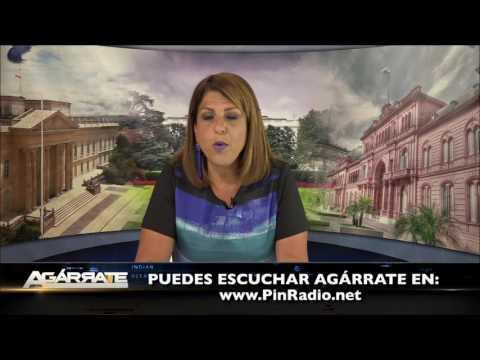 AGÁRRATE: 1/4 - 18 de Mayo del 2016.  VENEZUELA SALIÓ A LA CALLE