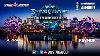 2018 WCS Montreal — Final: Serral (Z) vs Reynor (Z)