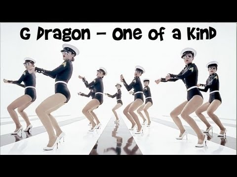 G Dragon one Of A Kind video