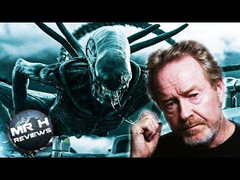Ridley Scott Talks Alien Franchise & Alien Covenant