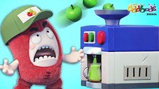 Oddbods | Kedipan Makanan | Kartun Lucu Untuk Anak
