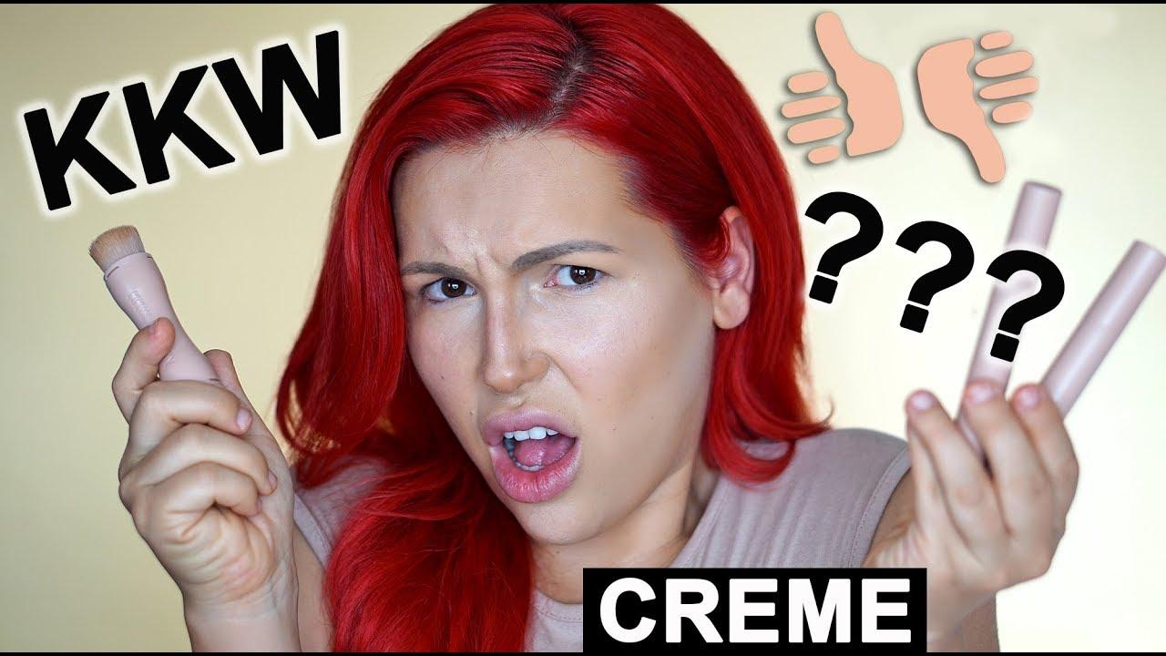 KKW BEAUTY CREME CONTOUR KIT | Review!