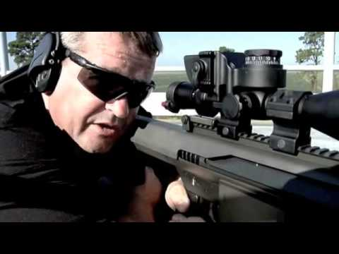 Larry Vickers & the M82A1 50 Cal Rifle