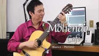 "Download Lagu ""Kopi Dangdut/Moliendo Cafe"" - Jubing Gratis STAFABAND"