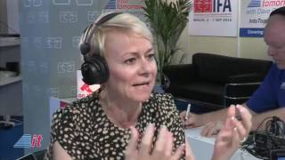 IFA 2016: IBM's Harriet Green | Into Tomorrow