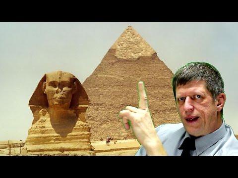 Египетские пирамиды разоблачение Андрей Скляров  на Катющик ТВ #наука   ★ ✔