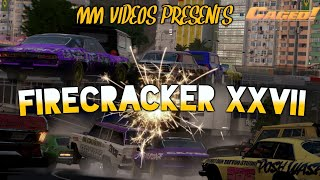 Caged! - FireCracker  XXVII (Forza Motorsport 7)