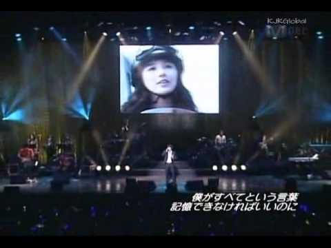 Kim Jong Kook - Saying I Love You Live at Japan Concert