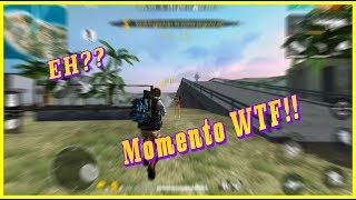 Free Fire: MOMENTOS WTF!! Y MEJORS PLAYS | Evan4All