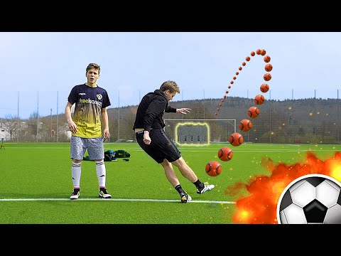 Ultimate Football Challenge - Loser Giveaway His Football Boots!