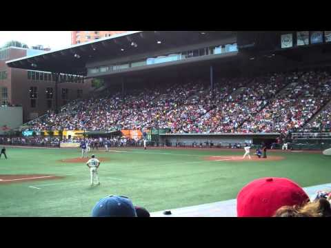 Final Home Run at PGE Park - Nick Green Top of the 8th September 6 2010