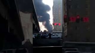 Breaking News - custom and revenue authority caught on fire
