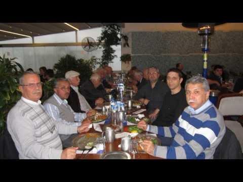 2012 Yılı 15.İzmir Kafilesi Hacıları Yemekli Toplantısı 26 Ocak 2014...