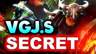 SECRET vs VGJ.STORM - EPIC! WHAT A GAME! - MDL MAJOR DOTA 2