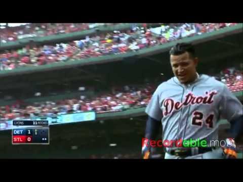 HR 400 Miguel Cabrera Detroit Tigers