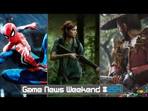 Игровые Новости — The Last of Us 2, Ghost of Tsushima, Death Stranding,  Spider-Man, Nioh 2, Control