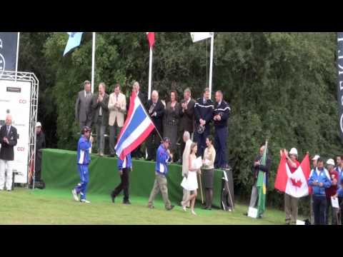 33 World FITASC Sporting Championship 2011 - Opening Ceremony